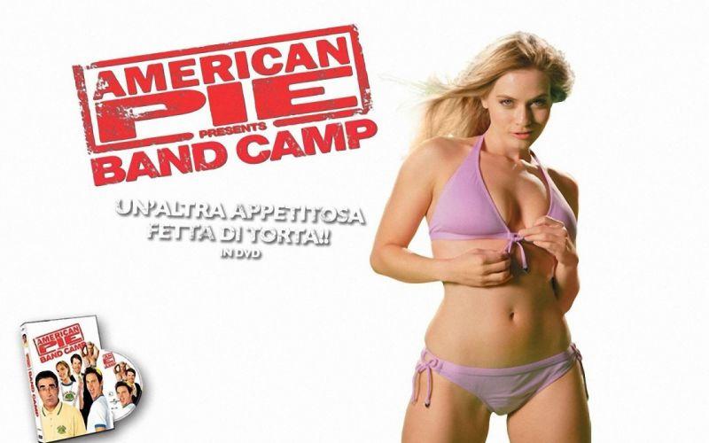 BAND CAMP American Pie comedy sexy babe bikini wallpaper