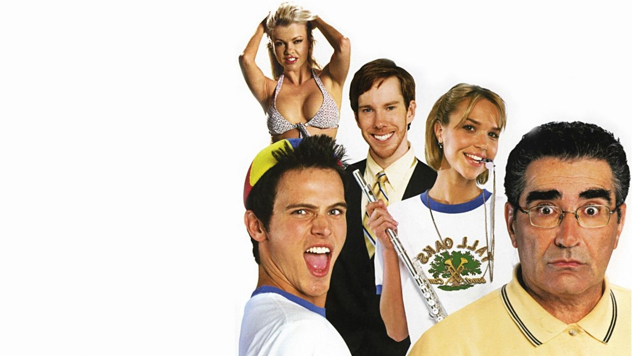 BAND CAMP American Pie comedy wallpaper
