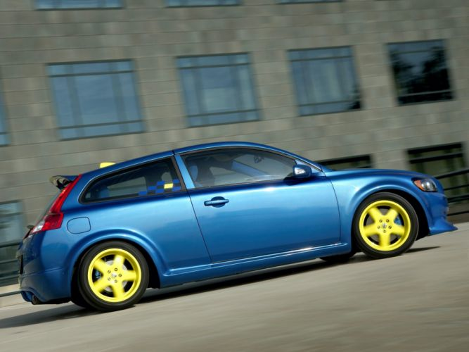 2006 IPD Volvo C30 Concept tuning wallpaper