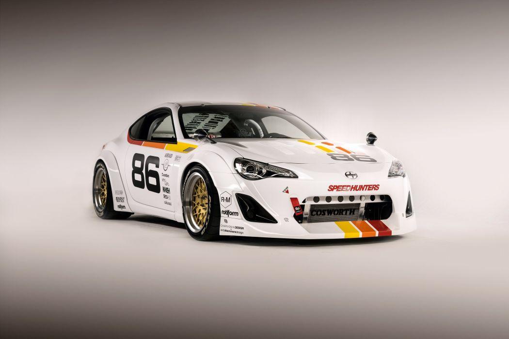 2014 Scion FR-S Speedhunters Maximum Attack race racing tuning wallpaper