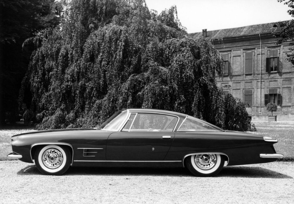 1960-63 Dual Ghia L6-4 Coupe classic luxury wallpaper