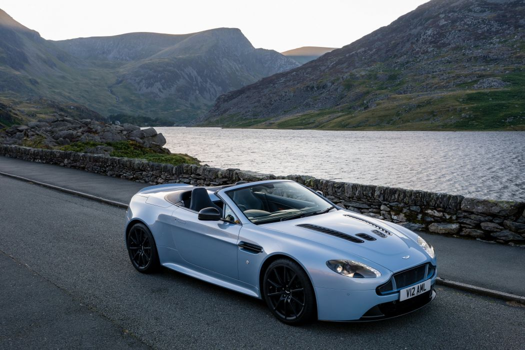 2015 Aston Martin V12 Vantage S Roadster Uk Spec Vantage S Wallpaper 4096x2731 503976 Wallpaperup