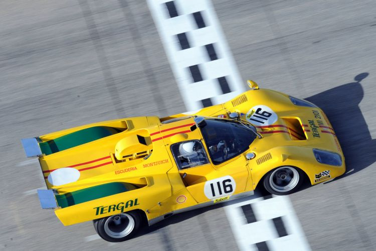 1970 Ferrari 512 M Le-Mans grand prix race racing classic 512m wallpaper