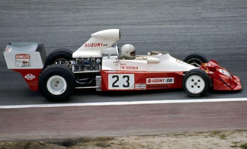 1974 Trojan T103 F-1 formula race racing classic wallpaper
