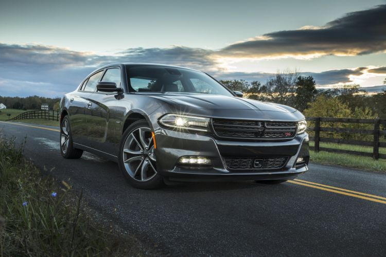 2015 Dodge Charger R-T (L-D) muscle wallpaper
