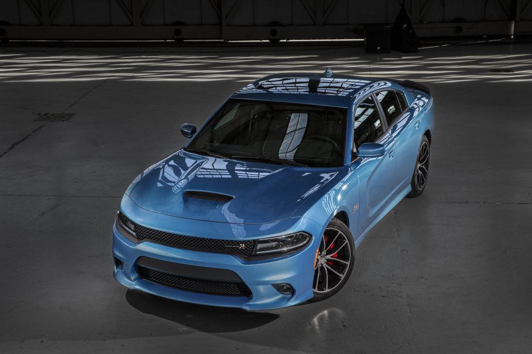 2015 Dodge Charger R-T Scat Pack (L-D) muscle wallpaper
