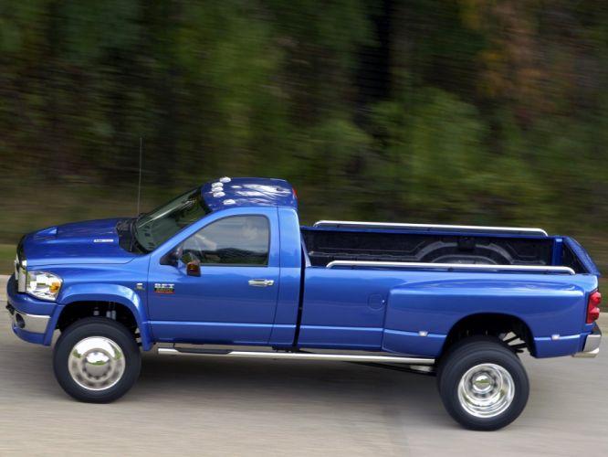 2007 Dodge Ram BFT pickup diesel 4x4 wallpaper