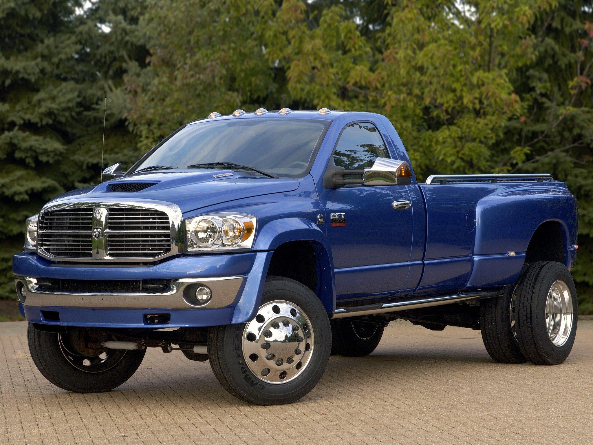 2007 dodge ram bft pickup diesel 4x4 wallpaper 2048x1536 - Diesel truck wallpaper ...