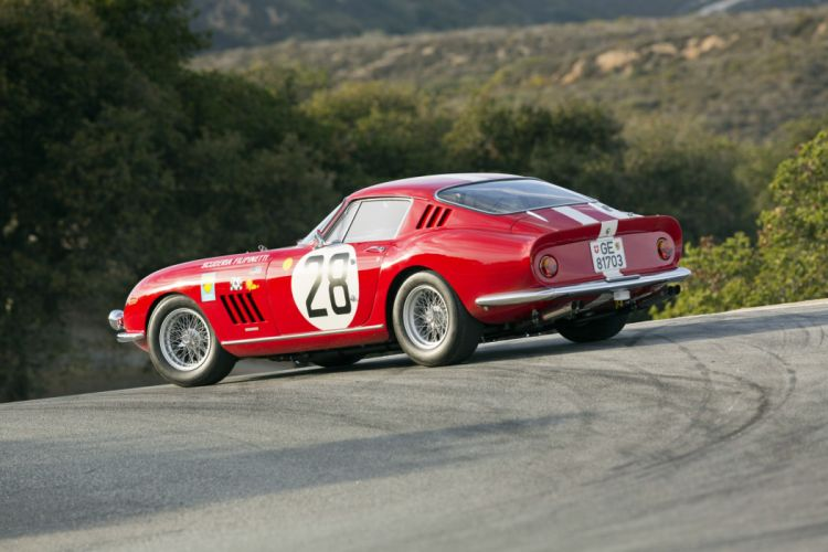 1966 Ferrari 275 GTB Competizione race racing supercar classic wallpaper