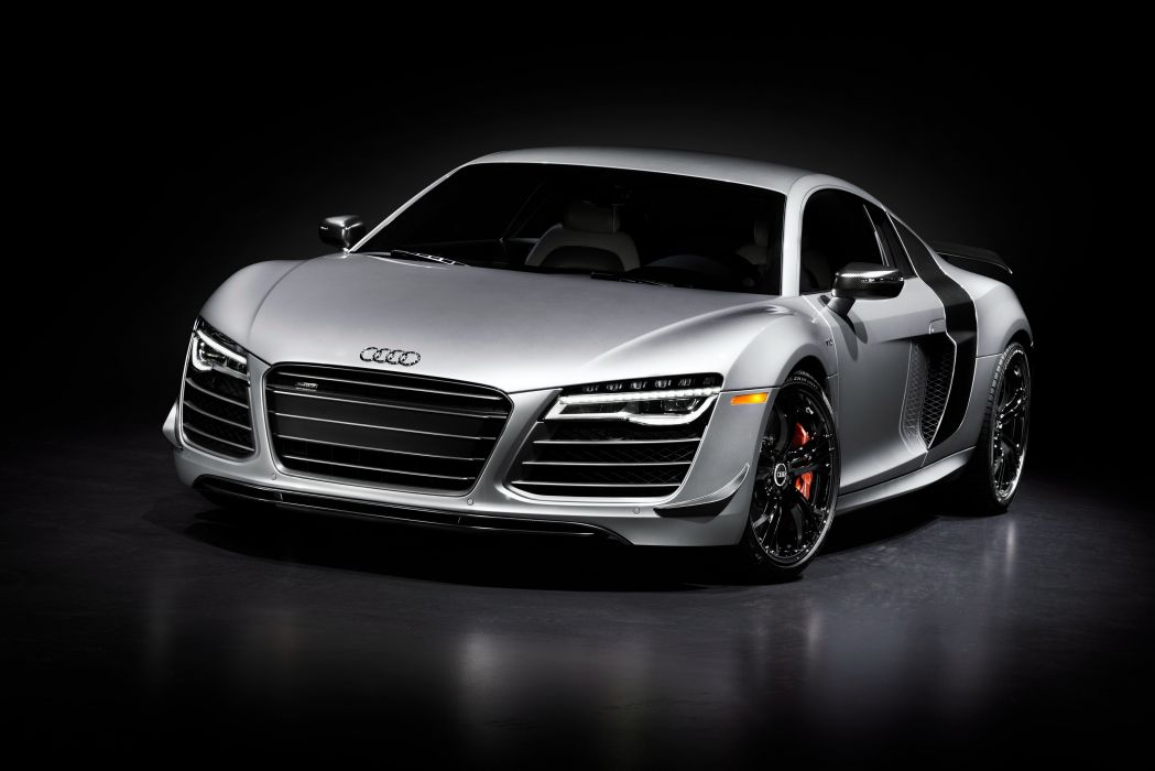 2015 Audi R-8 Competition supercar wallpaper