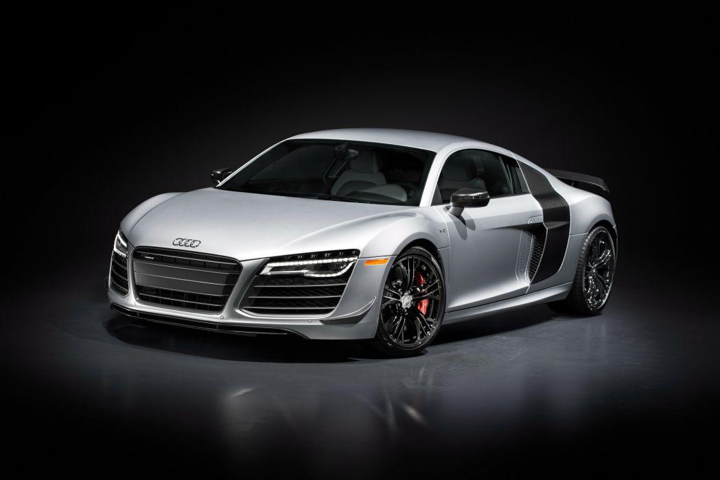 2015 Audi R-8 Competition supercar wallpaper