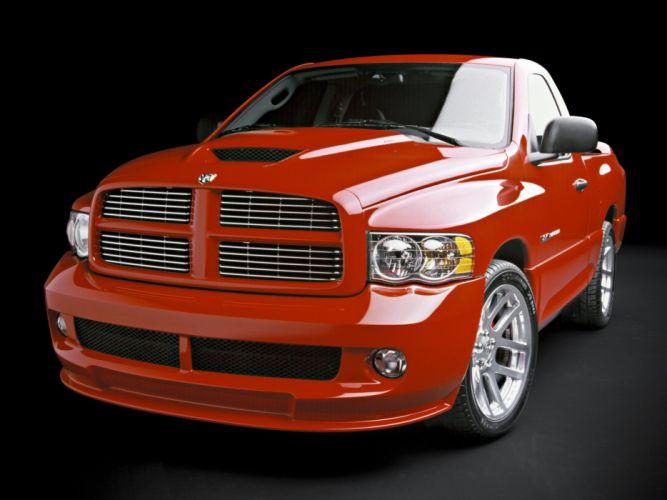 2004 Dodge Ram SRT-10 pickup muscle srt wallpaper