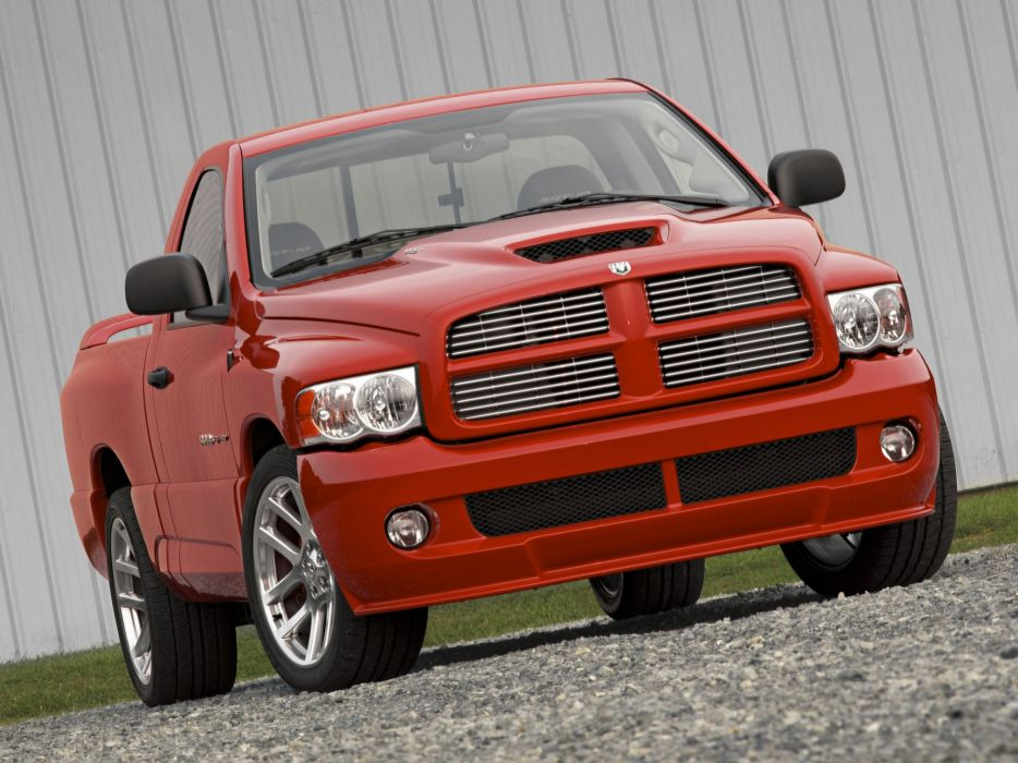 2004 Dodge Ram SRT-10 pickup muscle srt wallpaper