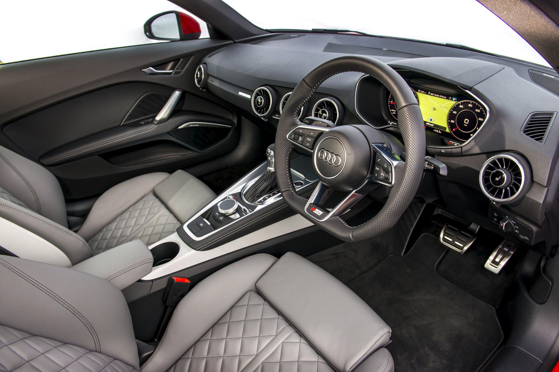 2015 Audi TT Coupe Sline TFSI quattro UKspec 8S tt wallpaper