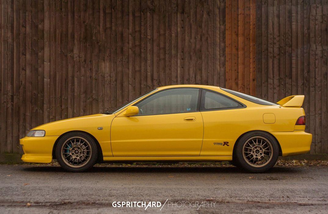 Honda integra type-r coupe cars tuning japan wallpaper