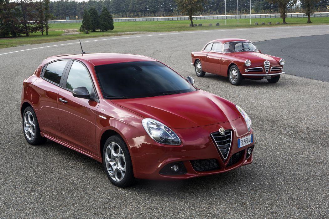 1954 -15 Alfa Romeo Giulietta 2015 wallpaper