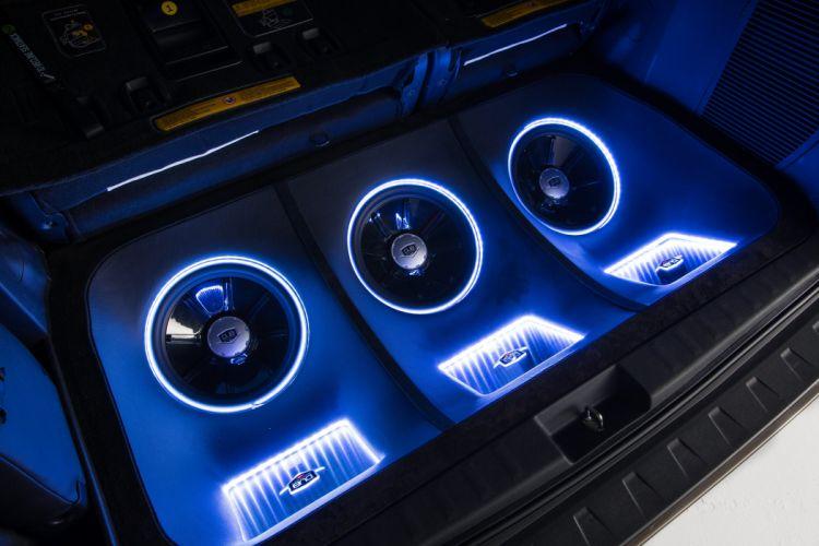 2014 Toyota Sienna DUB Concept suv tuning stationwagon van wallpaper