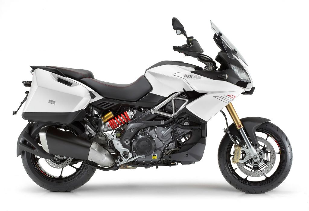 2015 Aprilia Caponord 1200 ABS Travel Pack wallpaper
