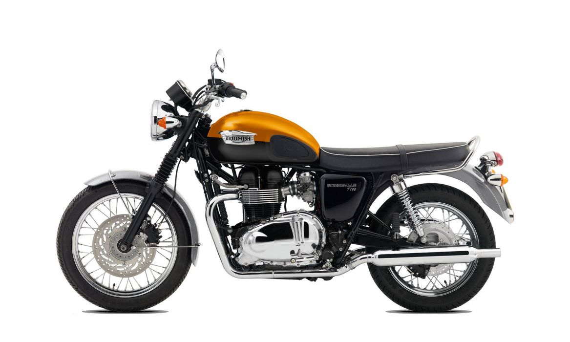 2015 Triumph Bonneville T100 wallpaper