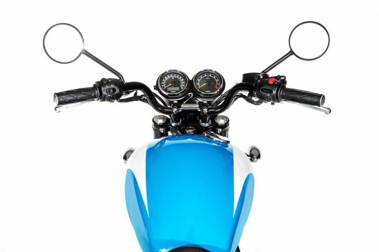 2015 Triumph Bonneville T100 Spirit Special wallpaper