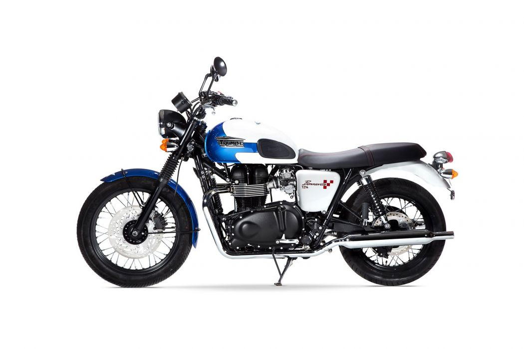 2015 Triumph Bonneville T214 Land Speed L-E wallpaper