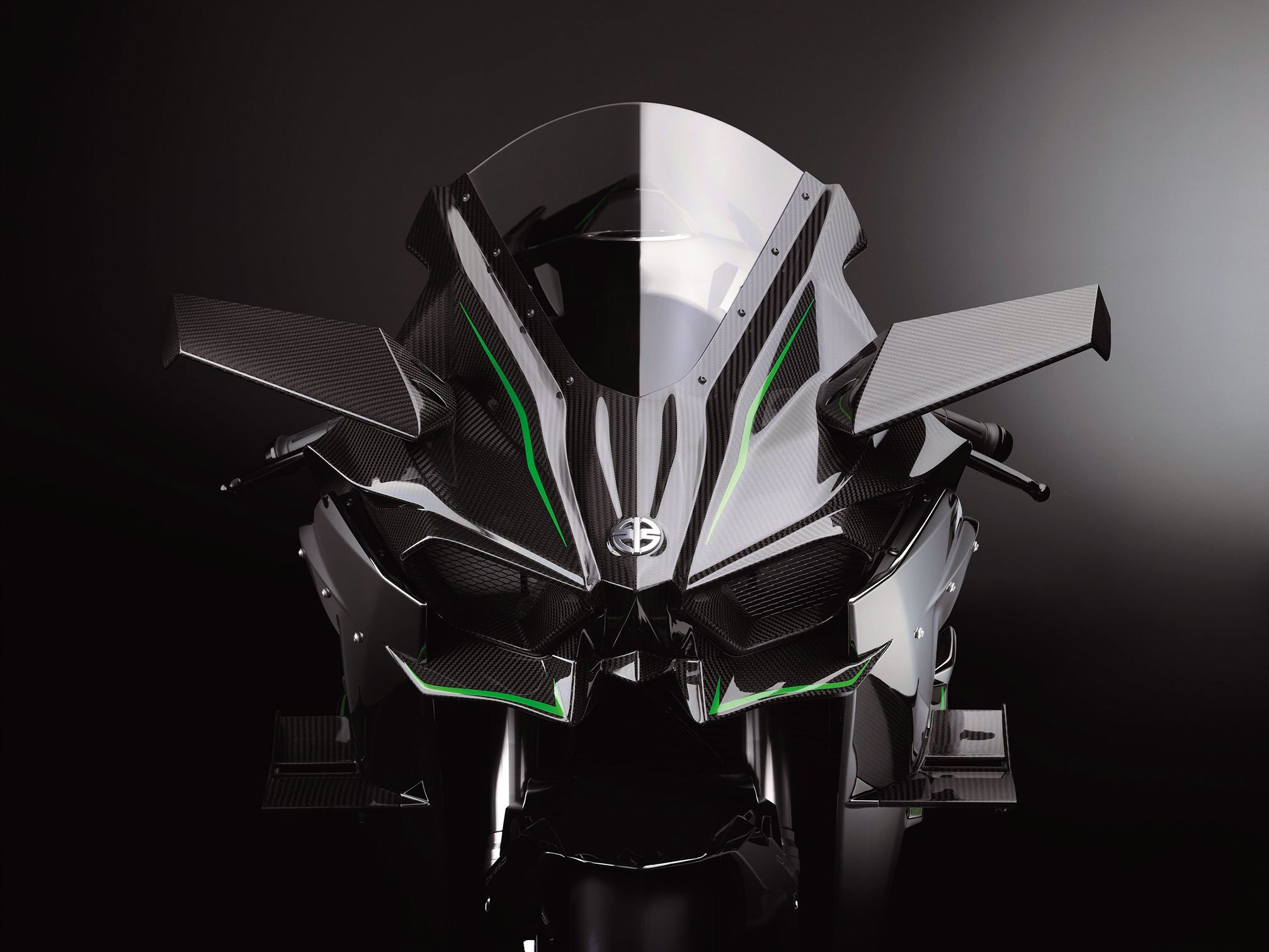 2015 Kawasaki Ninja H2R Supercharged Wallpaper