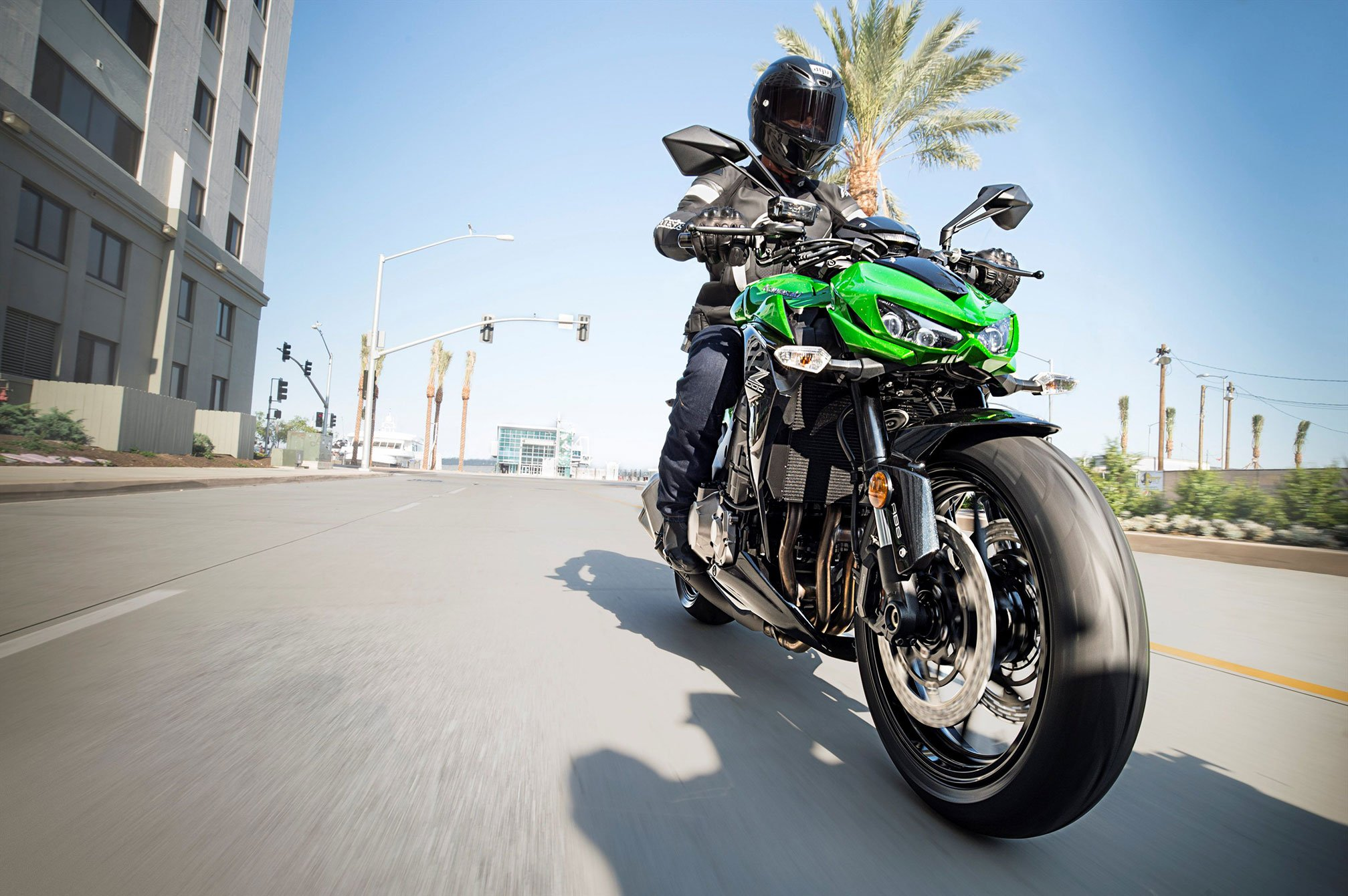 2015 Kawasaki Z1000 ABS Wallpaper