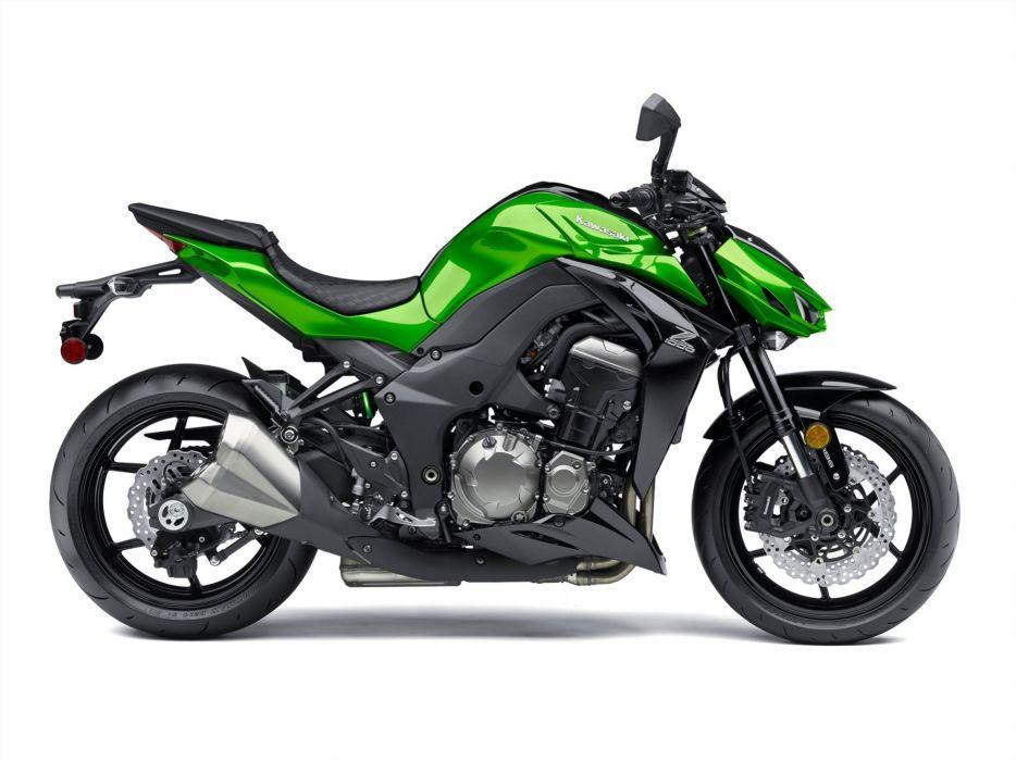 2015 Kawasaki Z1000 ABS Wallpaper