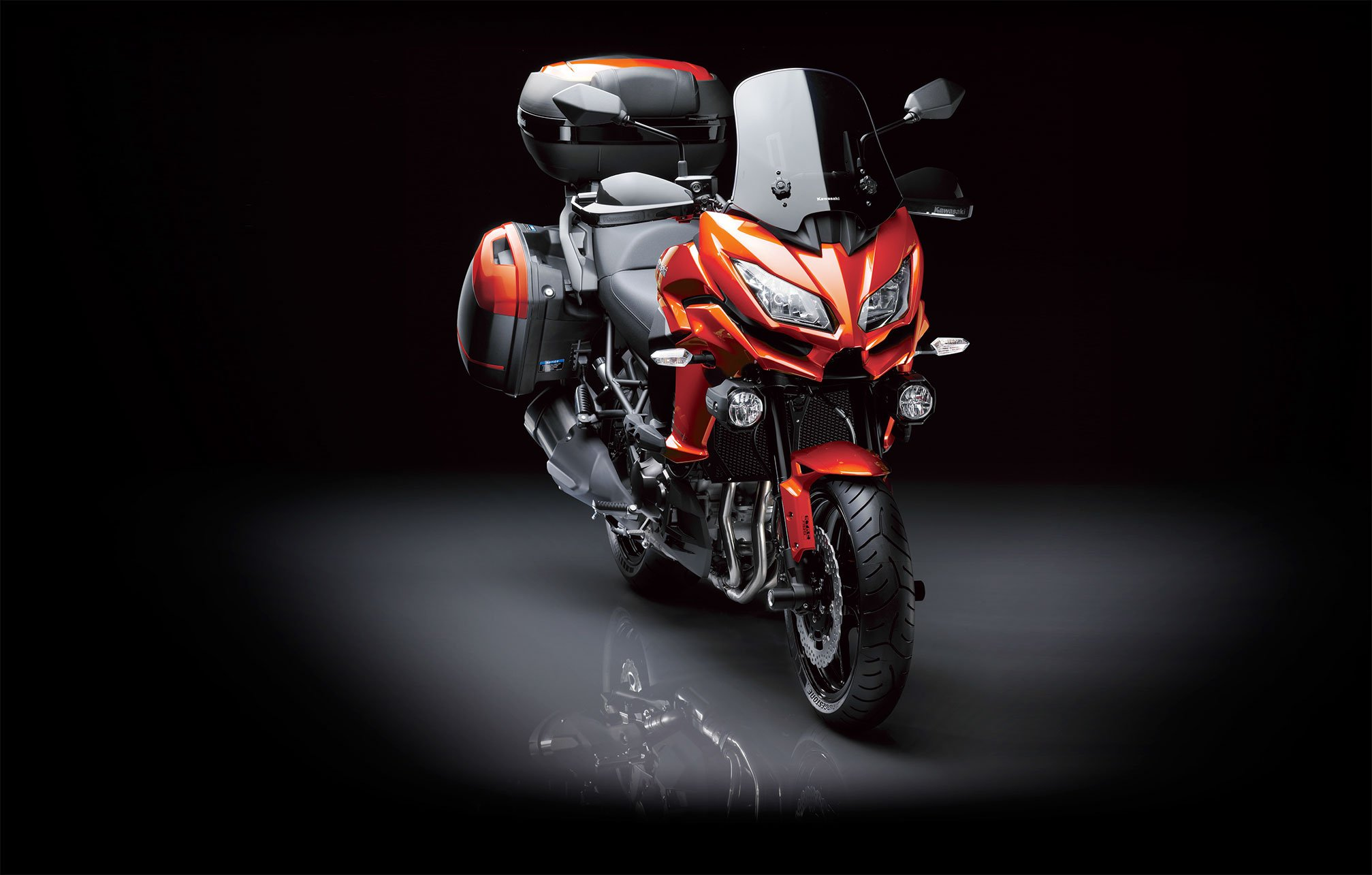 2015 Kawasaki Versys 1000 ABS Wallpaper