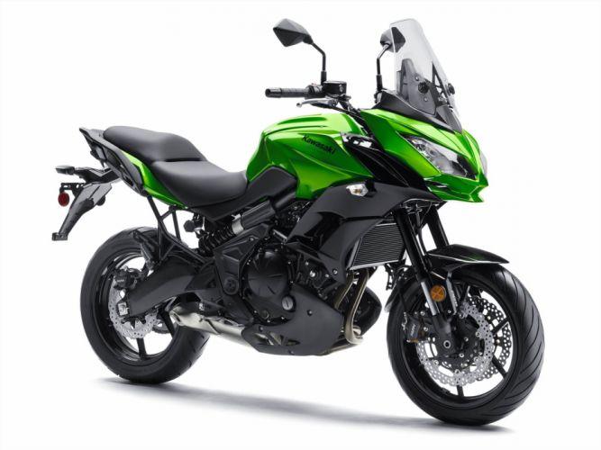 2015 Kawasaki Versys 650 ABS wallpaper