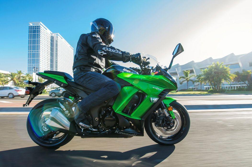2015 Kawasaki Ninja 1000 ABS wallpaper
