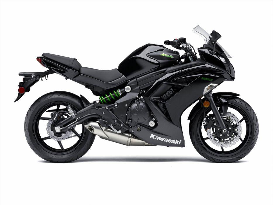 2015 Kawasaki Ninja 650 wallpaper