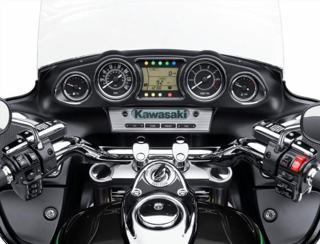 2015 Kawasaki Vulcan 1700 Voyager ABS wallpaper