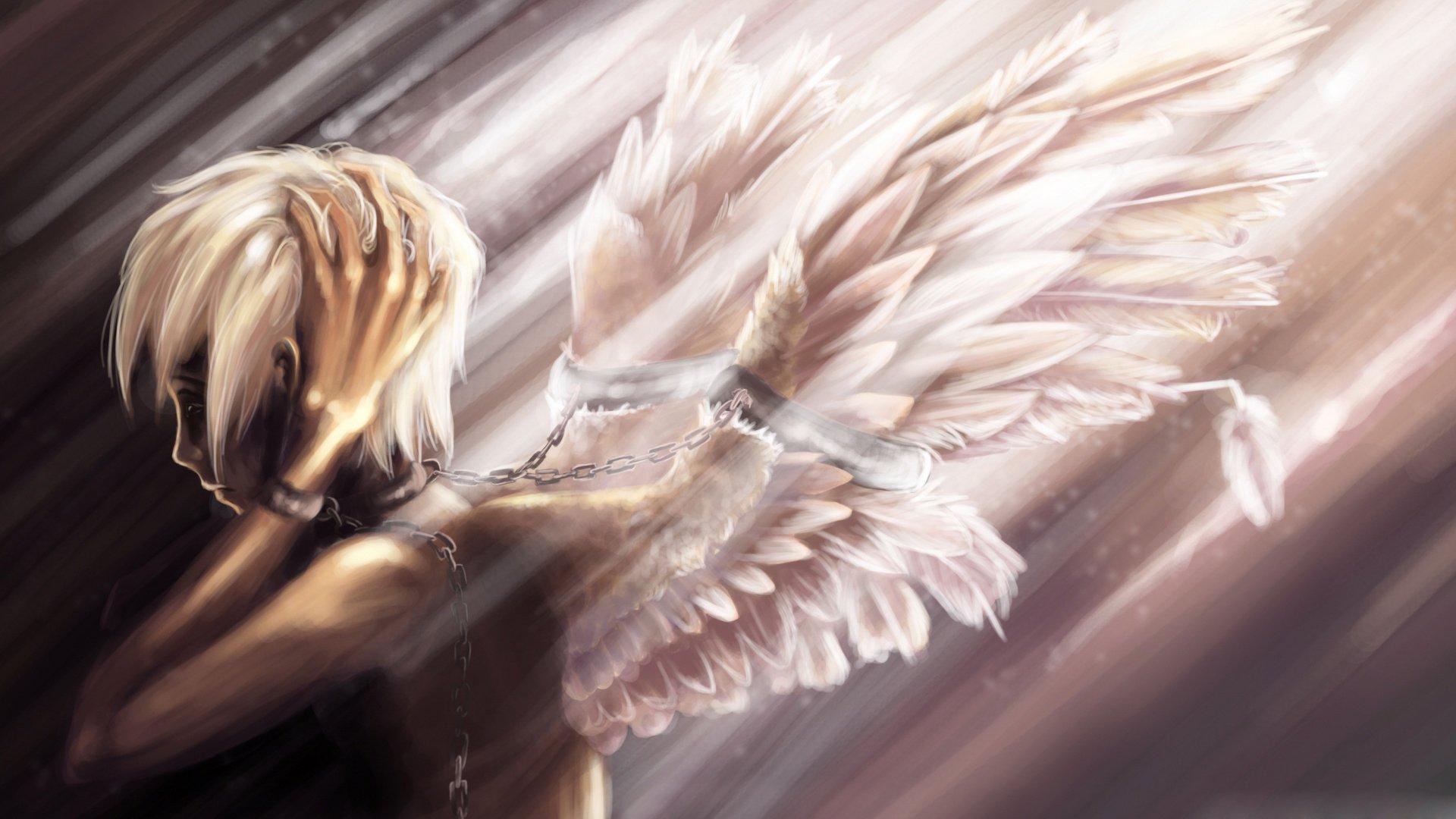 фото ангела в hd