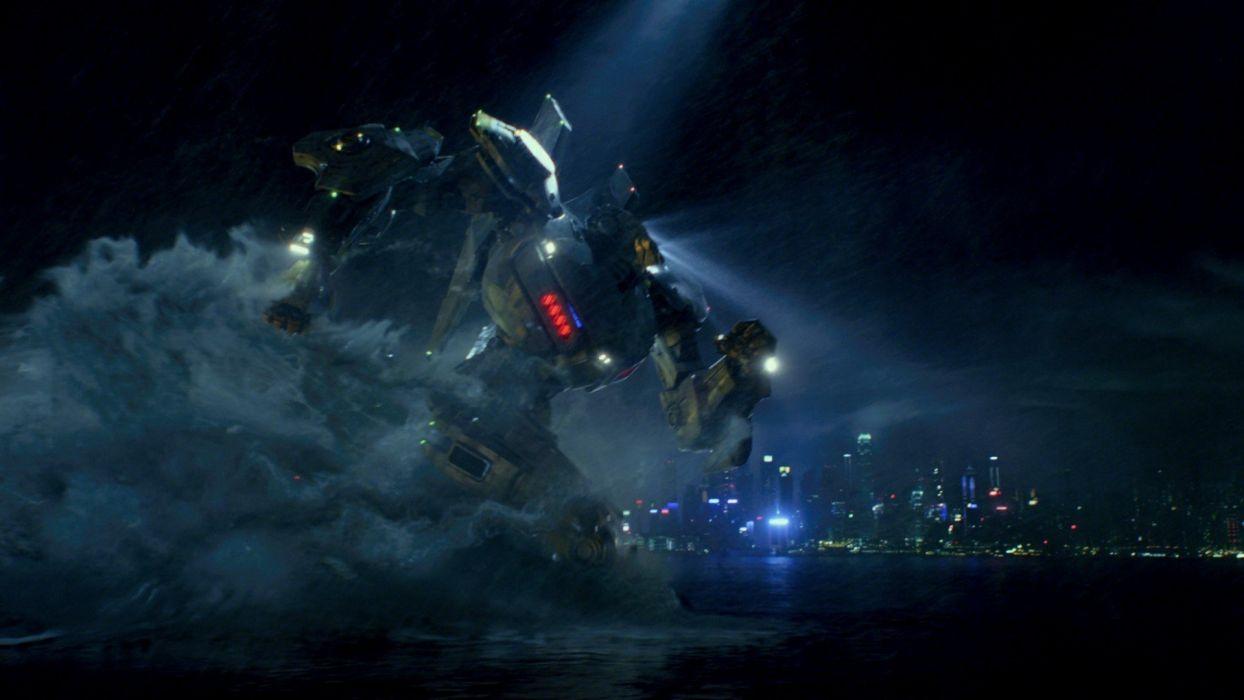 action alien pacific rim sci fi wallpaper
