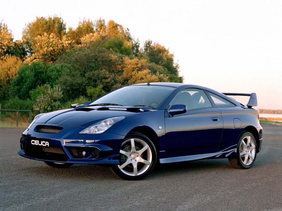 toyota celica cars coupe japan wallpaper