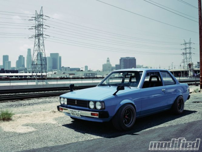 toyota corolla GT-S coupe sedan japan cars tuning wallpaper
