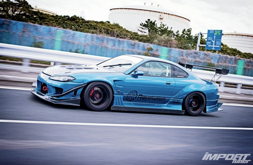 nissan silvia japan cars sedan coupe tuning wallpaper