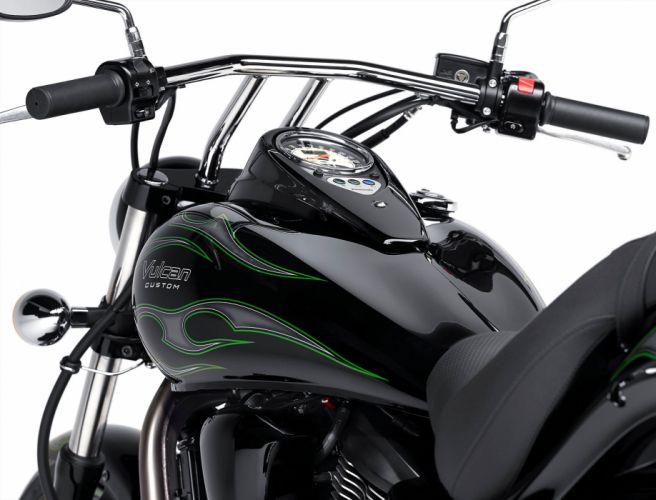 2015 Kawasaki Vulcan 900 Custom wallpaper