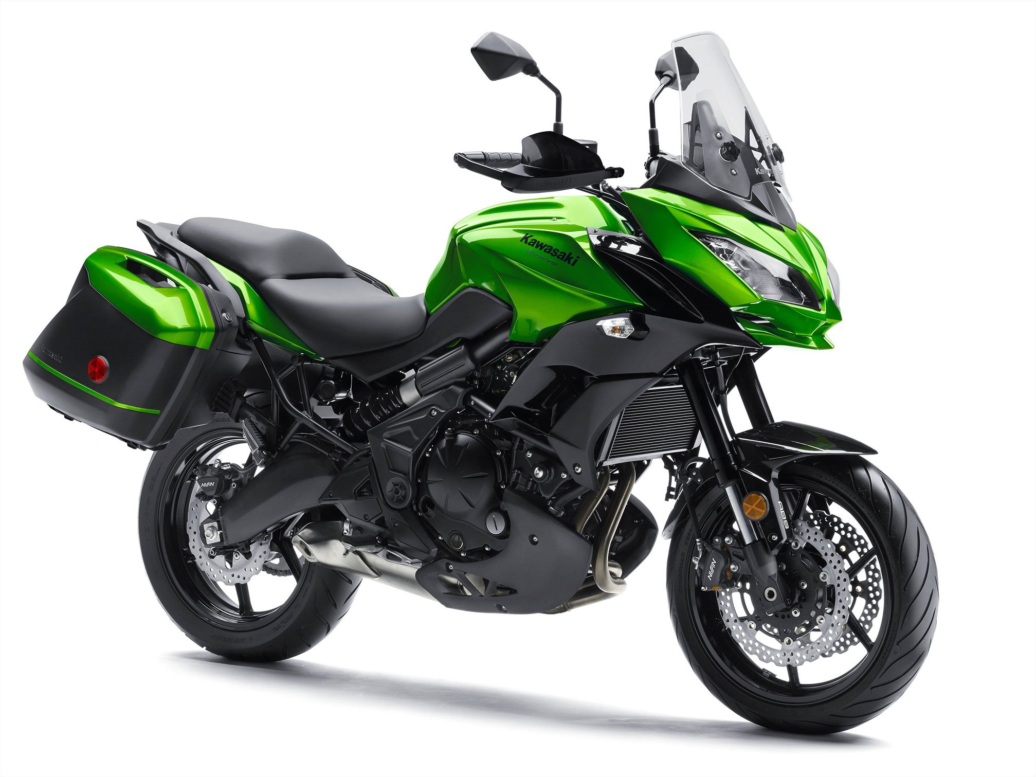 2015 Kawasaki Versys 650 L-T Wallpaper