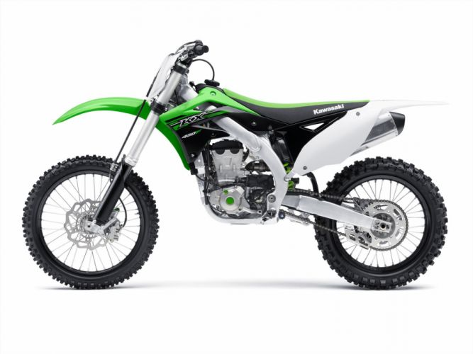 2015 Kawasaki KX450F motocross dirtbike wallpaper