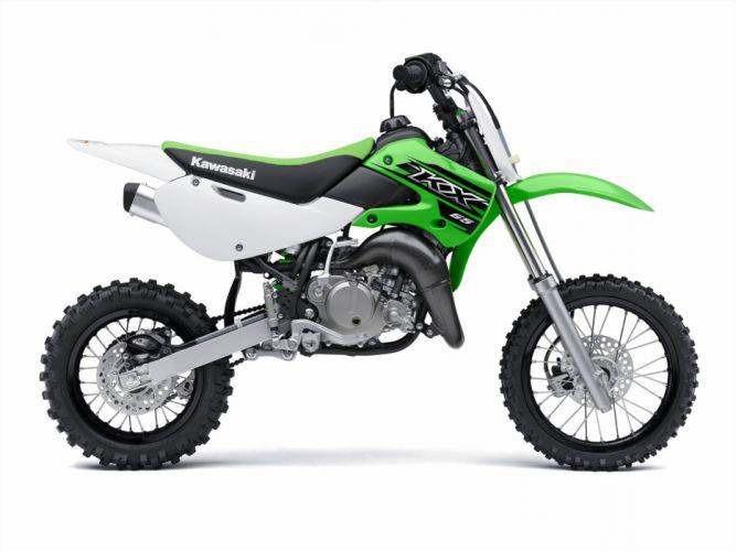 2015 Kawasaki KX65 motocross dirtbike wallpaper