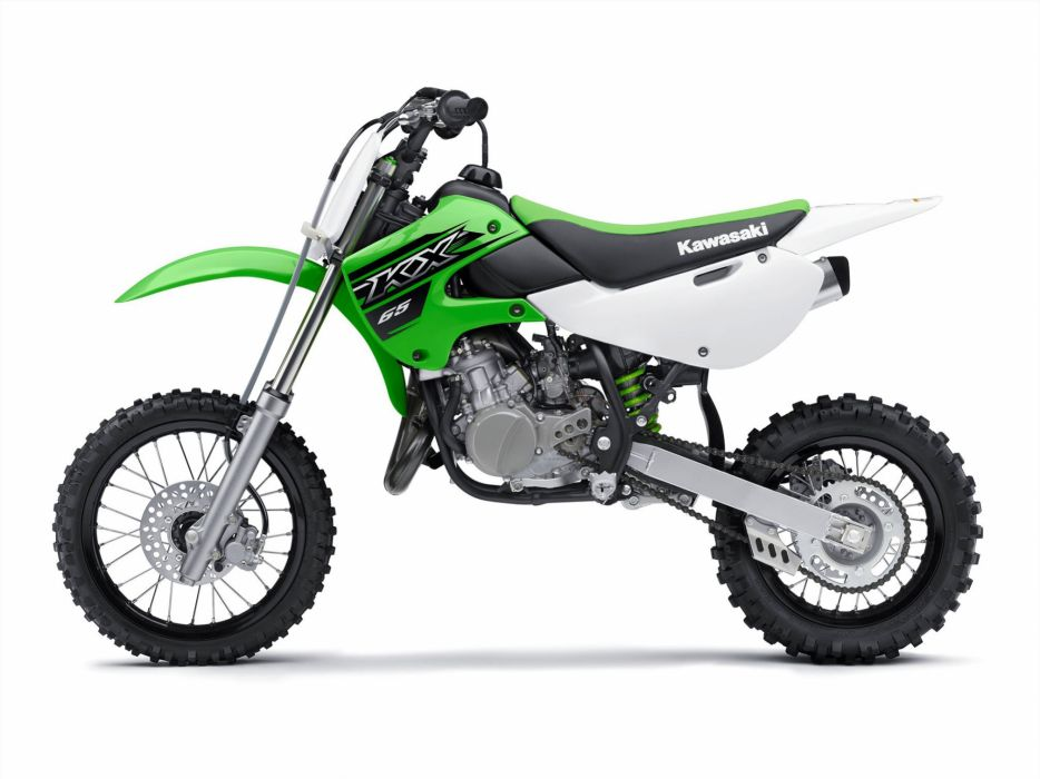 2015 Kawasaki KX65 motocross dirtbike wallpaper