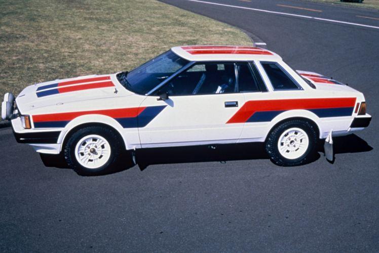 1982-85 Nissan Silvia R-S Rally Car (S110) race racing wallpaper
