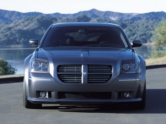 2003 Dodge Magnum SRT-8 Concept (L-X) srt8 stationwagon muscle wallpaper