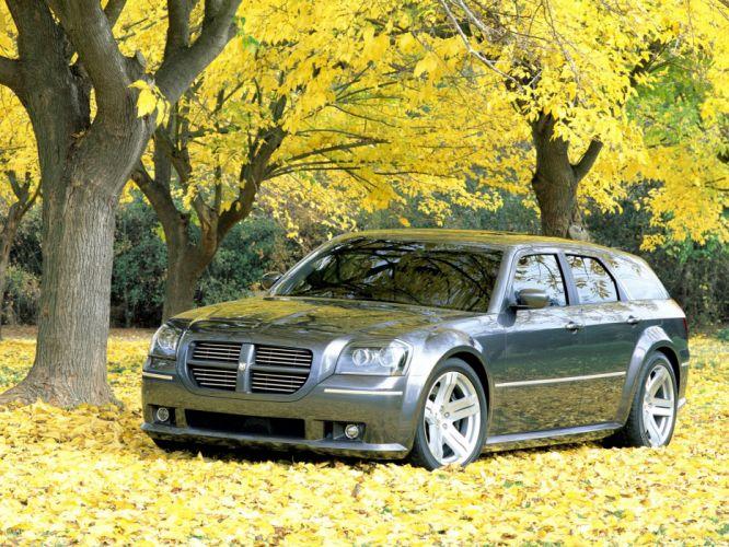 2003 Dodge Magnum SRT-8 Concept (L-X) srt8 stationwagon muscle wallpaper