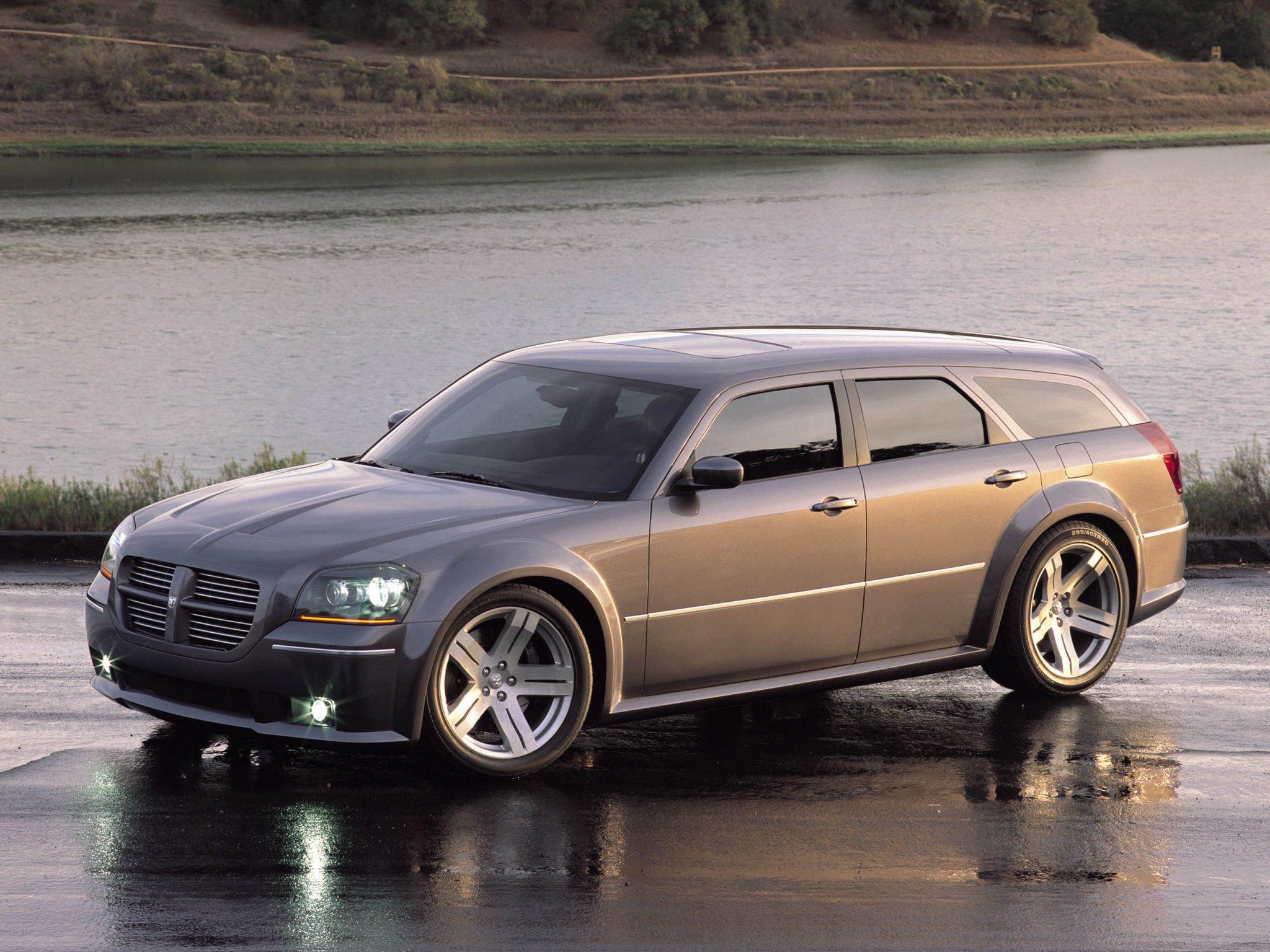 2003 Dodge Magnum SRT8 Concept LX srt8 stationwagon muscle