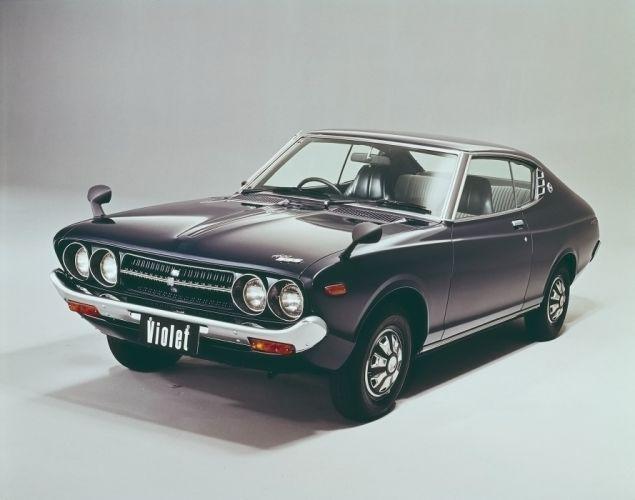 1973-77 Nissan Violet SSS Coupe (710) datsun wallpaper