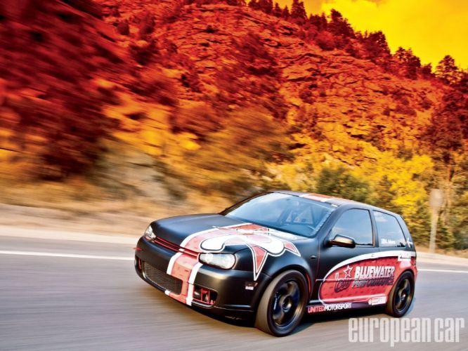 cars Germany golf gti Tuning volkswagen wallpaper