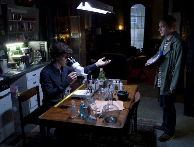 SHERLOCK crime drama mystery series bbc wallpaper
